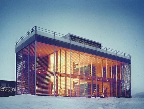 Fgarchitektur efh gossau for Hausformen einfamilienhaus
